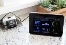 Sprawdź jaka jest temperatura otoczenia